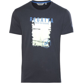 Regatta Cline II T-Shirt Men Navy/Nautical